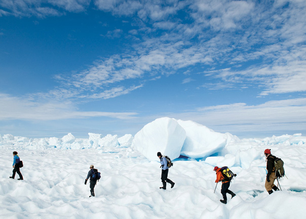Ice Sheet Research