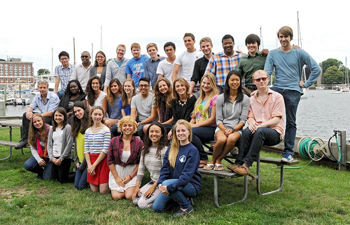 2014 Summer Student Fellows