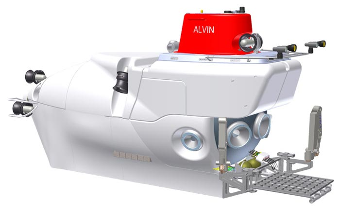 Building the Next-Generation Alvin Submersible