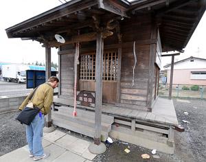 Namiwake shrine
