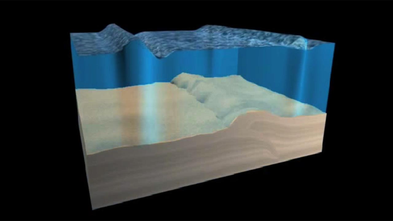 A New Tsunami-Warning System : Oceanus Magazine