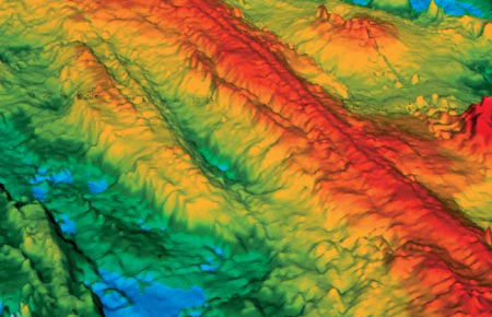 Exploring The Global Mid-Ocean Ridge
