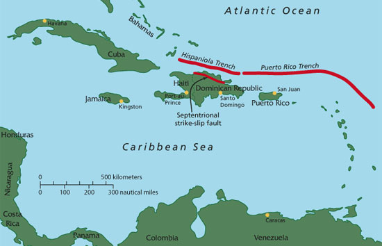 Tsunamis in the Caribbean? It's Possible.