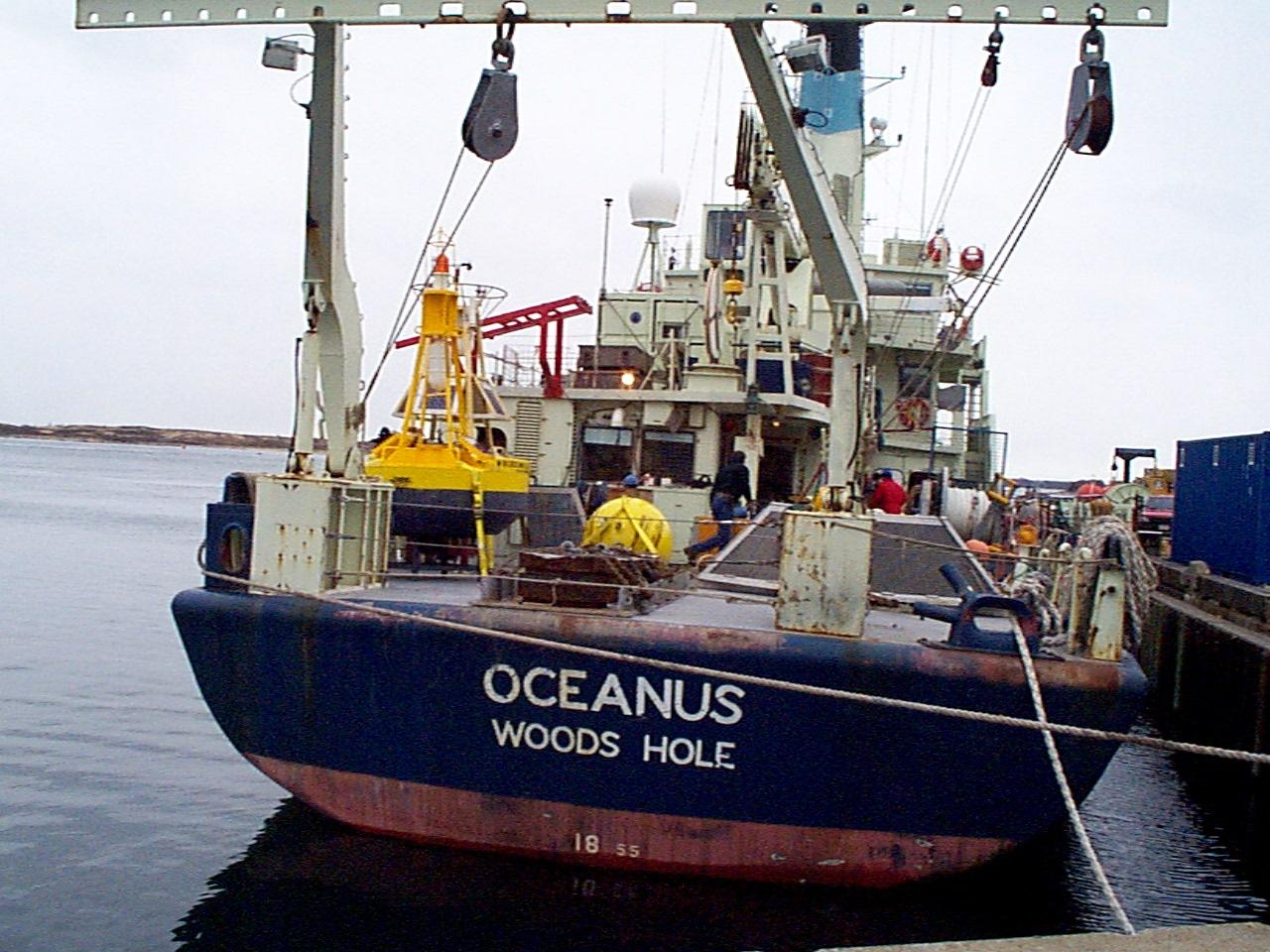 Oceanus Loaded for OC321