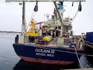 Oceanus Loaded for OC321