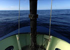360 deg view of Oceanus's Bow