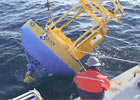 EOM Test Buoy Deployment