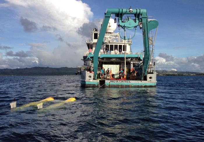 Nereus in Guam