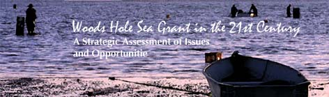 Woods Hole Sea Grant Strategic Plan