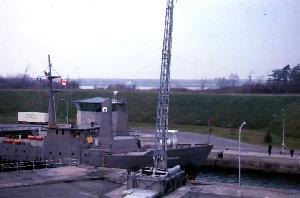 Oceanus in the Welland Canal