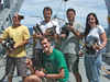 The group spent a month in the eastern Manus Basin, near Papua New Guinea in 2006, collecting hydrothermal vent fluids to analyze their composition.