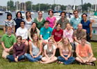 Summer Student Fellow group