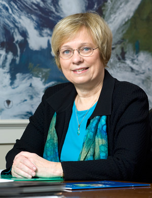 President and Director Susan K. Avery, Woods Hole Oceanographic Institution.