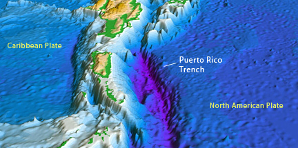 Oceanic Trench Underwater trenches : woods hole oceanographic ... Real Ocean Trenches