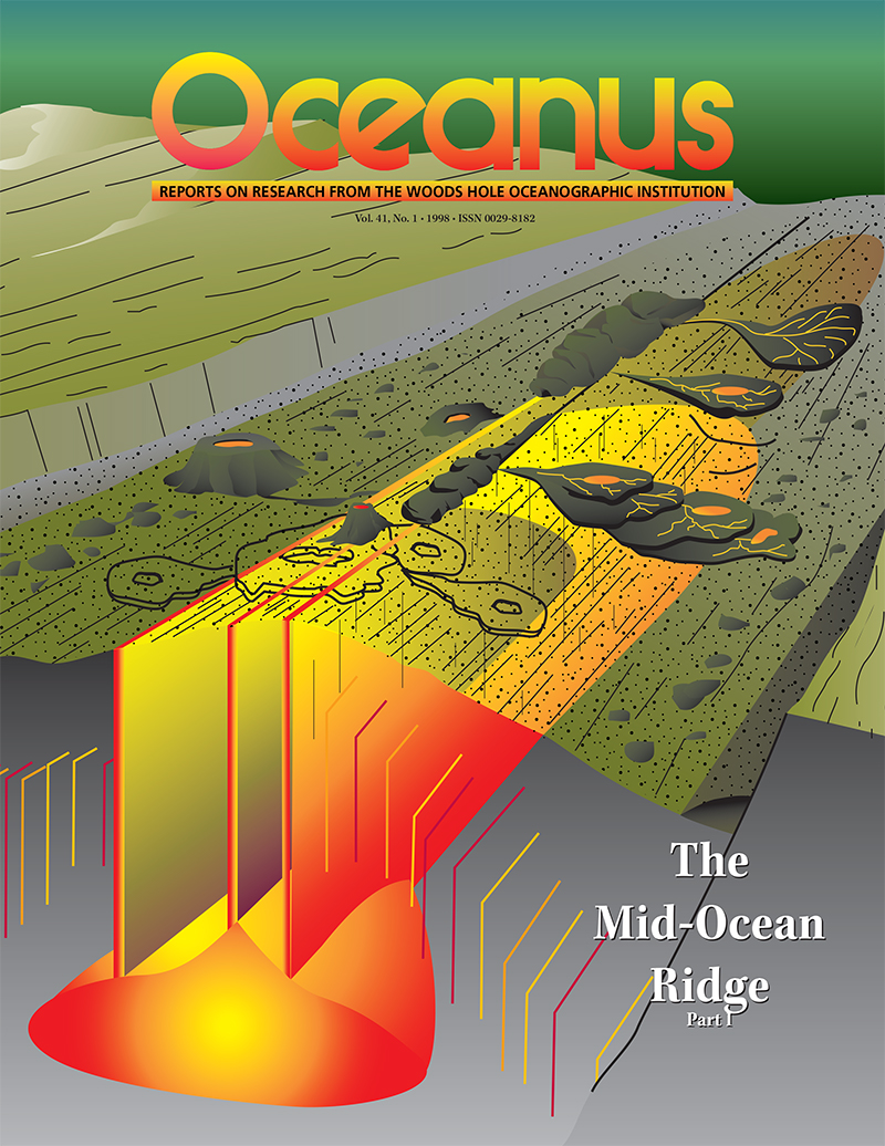 The Mid-Ocean Ridge: Part 1