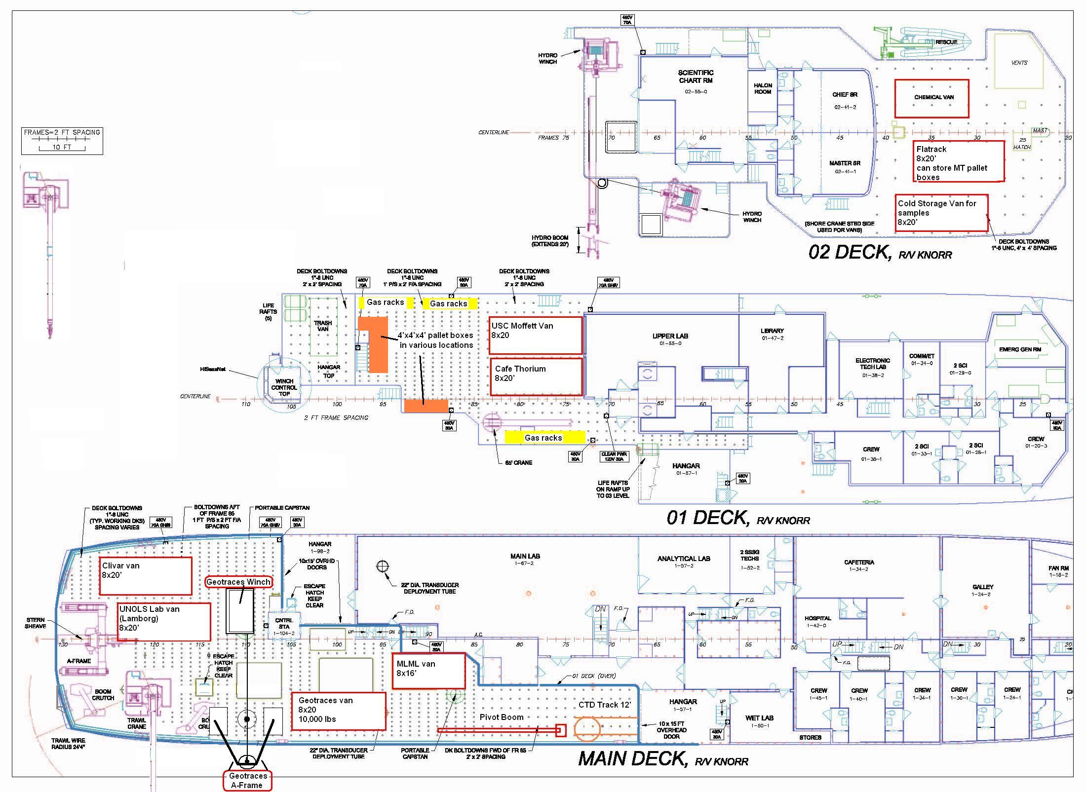 100 Ship Floor Plan Sea Princess Cruise