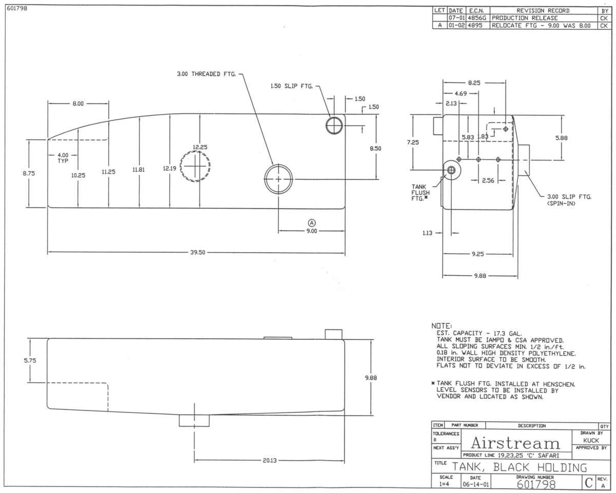 Additions Internal Airstream Wiring Diagrams Image Provided By Inc