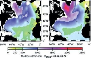Labrador Sea Water Carries Northern Climate Signal South