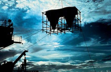 Catching the Rain: Sediment Trap Technology