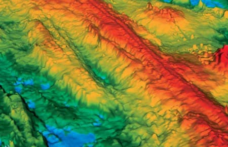 Exploring The Global Mid-Ocean Ridge
