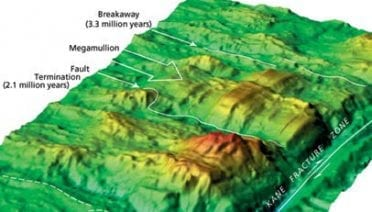 "Discovery of ""Megamullions"" Reveals Gateways Into the Ocean Crust and Upper Mantle"