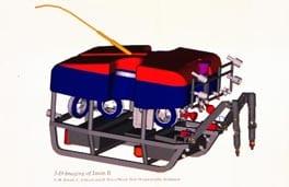 3-D schematicimage of JASON II