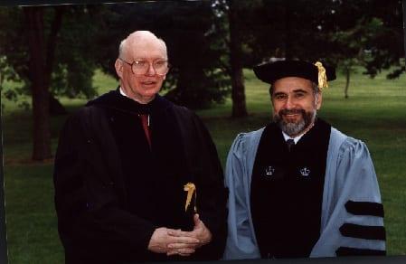 Thomas Haresign and Robert Gagosian
