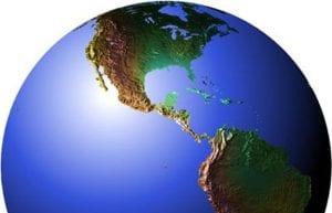 Shifting Continents and Climates