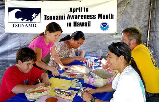 MIT/WHOI Graduate Leads the World's Tsunami Awareness Program