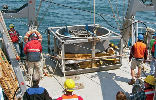 Sensors to Make Sense of the Sea