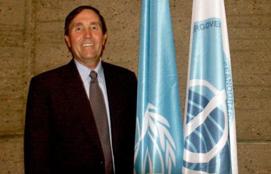 Anderson Addresses UN Ocean Commission