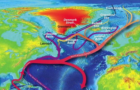 Fresher Ocean, Cooler Climate