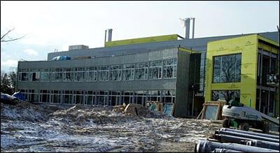 Biogeochemistry Building