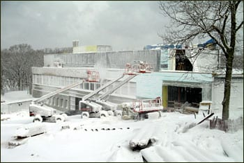 Marine Research Facility 12/17/04