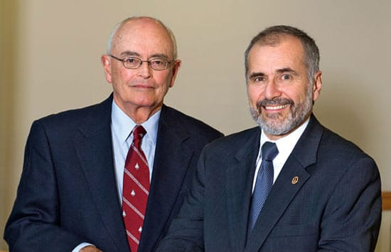 WHOI President and Director Robert Gagosian Steps Down
