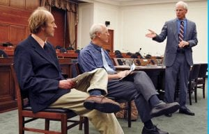 WHOI Scientists Provide Congressional Testimony