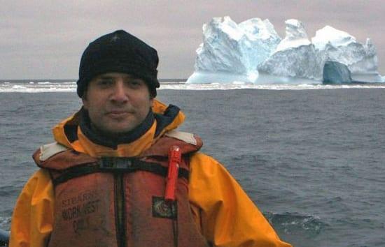 Current Events off Antarctica