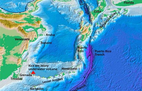 Seismometer Deployed Atop Underwater Volcano