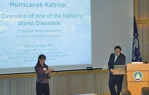 Morss Colloquia Focus on Science and Society