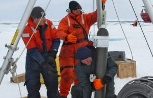 A New Way to Monitor Changes in the Arctic