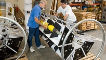 Submerged Autonomous Launch Platforms