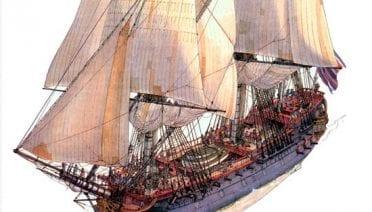 WHOI Ship Hunts for Revolutionary War Wreck