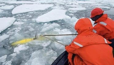 Arctic Voyage Tests New Robots for Ice-covered Oceans