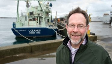New Head of WHOI Fleet Comes Aboard