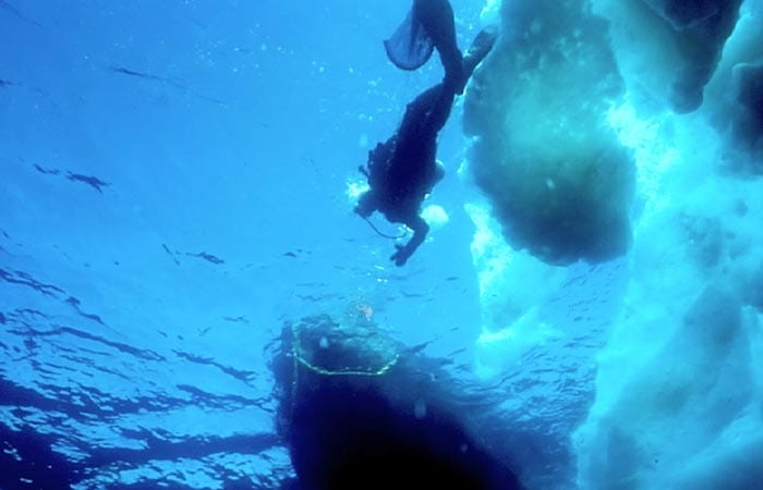 Cold-water Diving