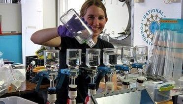 The Ocean's Tiny Chemists