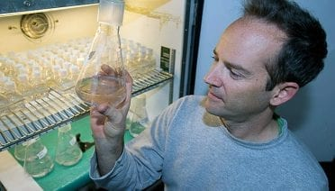 Marine Microbes vs. Cystic Fibrosis