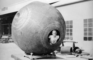 The Boy in the Alvin Sphere