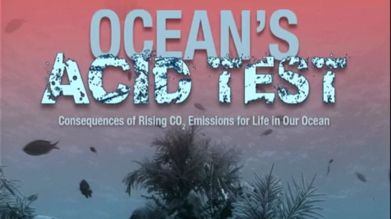 Ocean Acidification - Woods Hole Oceanographic Institution