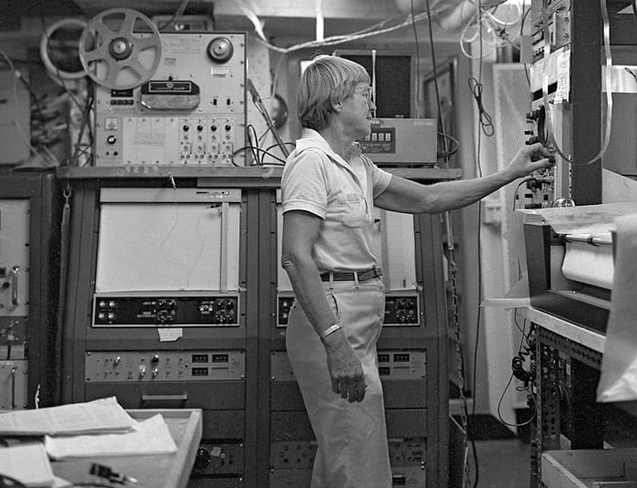 Women's History Month at WHOI
